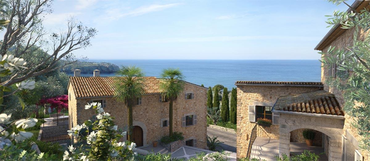 Immobilien Bilder von Exklusive Villa an der Küste von Deià.....