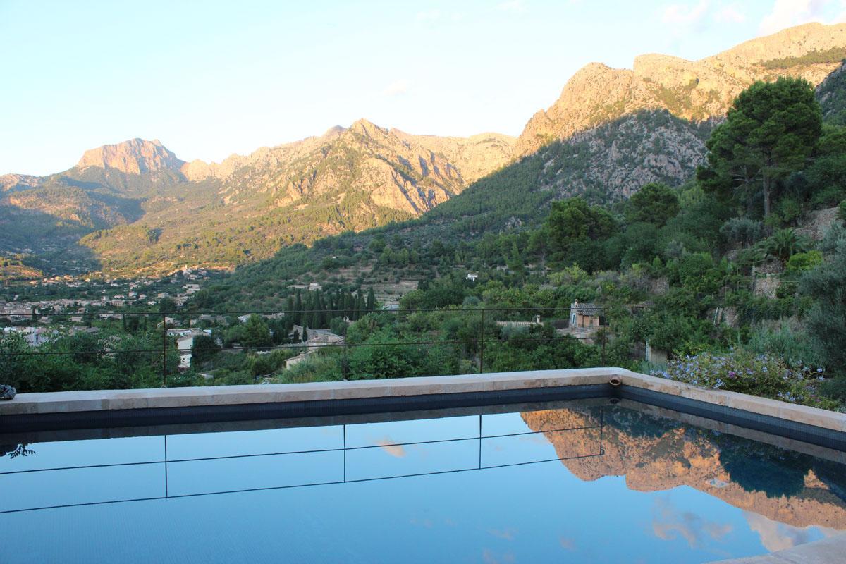 Immobilien Bilder von Super süßes Ferienhäuschen mit Salzwasser- Pool...