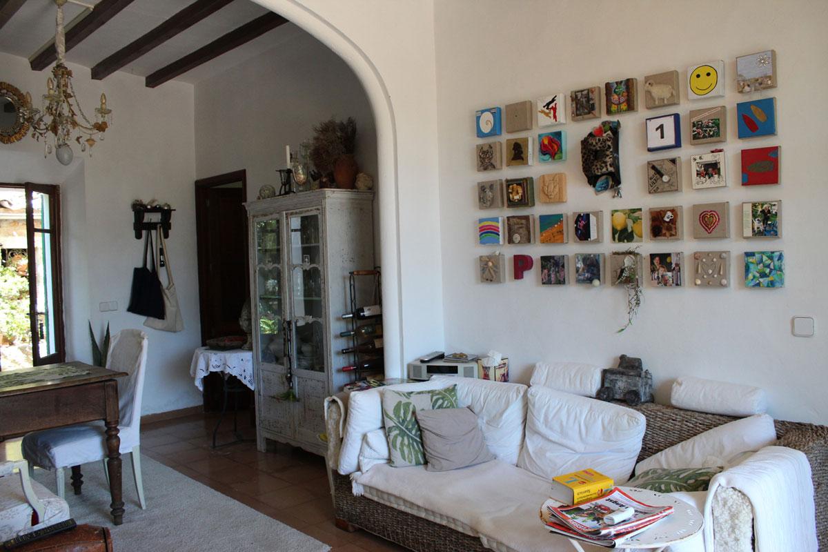 Imágenes de la propiedad inmobiliaria de Finca rústica con bonitas vistas...