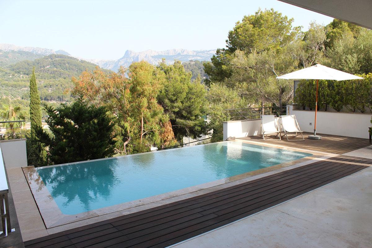 Image de Maison au style moderne et minimaliste...