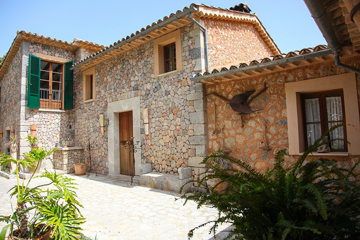 Images of Typical Majorcan country house... real estate property