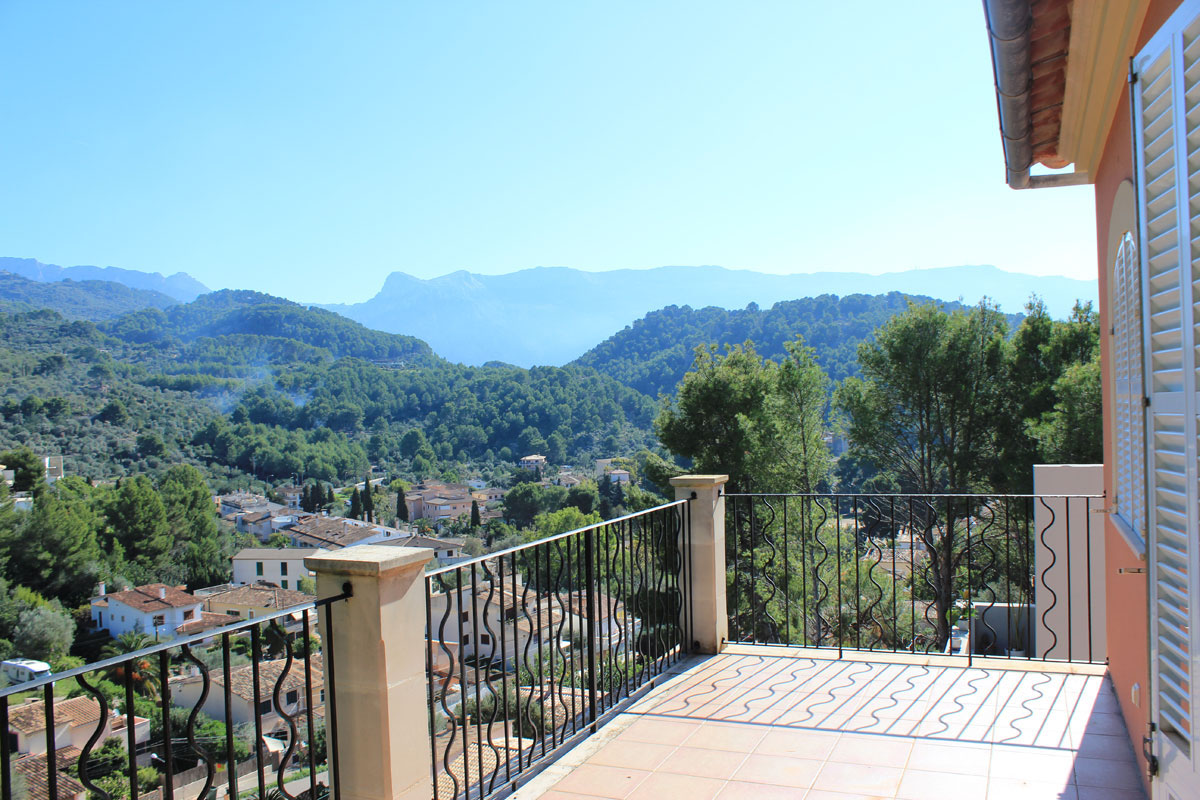 Image of property Puerto de Sóller with panoramic views...