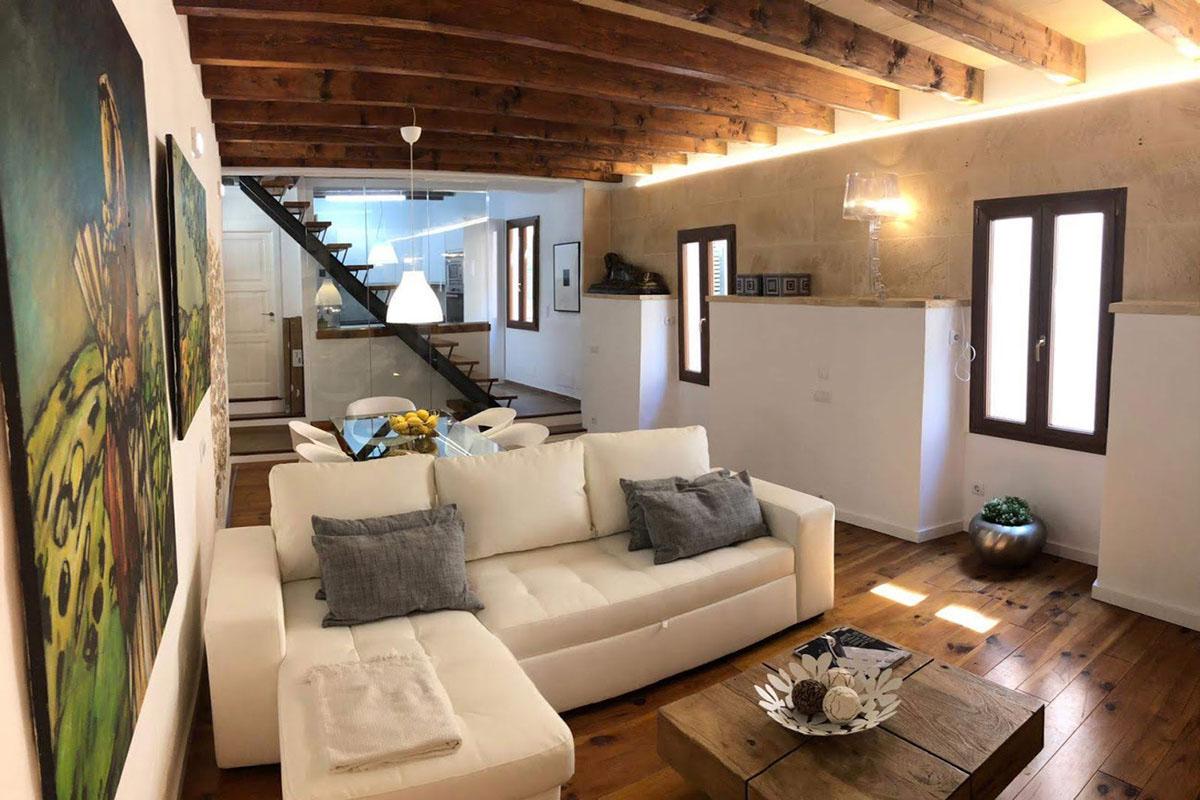Immobilien Bilder von Duplexwohnung mit Sonnenterrasse…