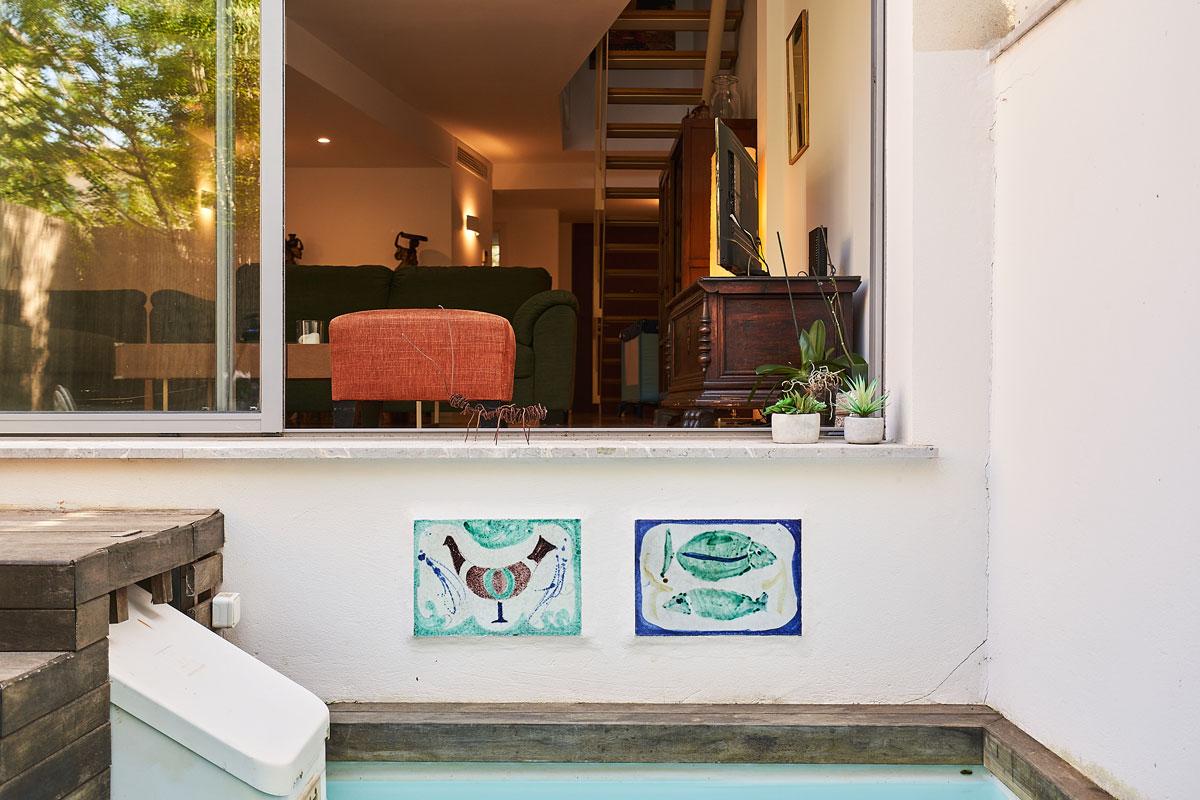 Imágenes de la propiedad inmobiliaria de Un dúplex súper agradable...