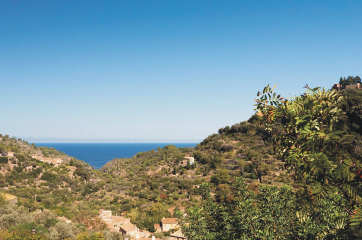 Image of property With a view of Deiá...