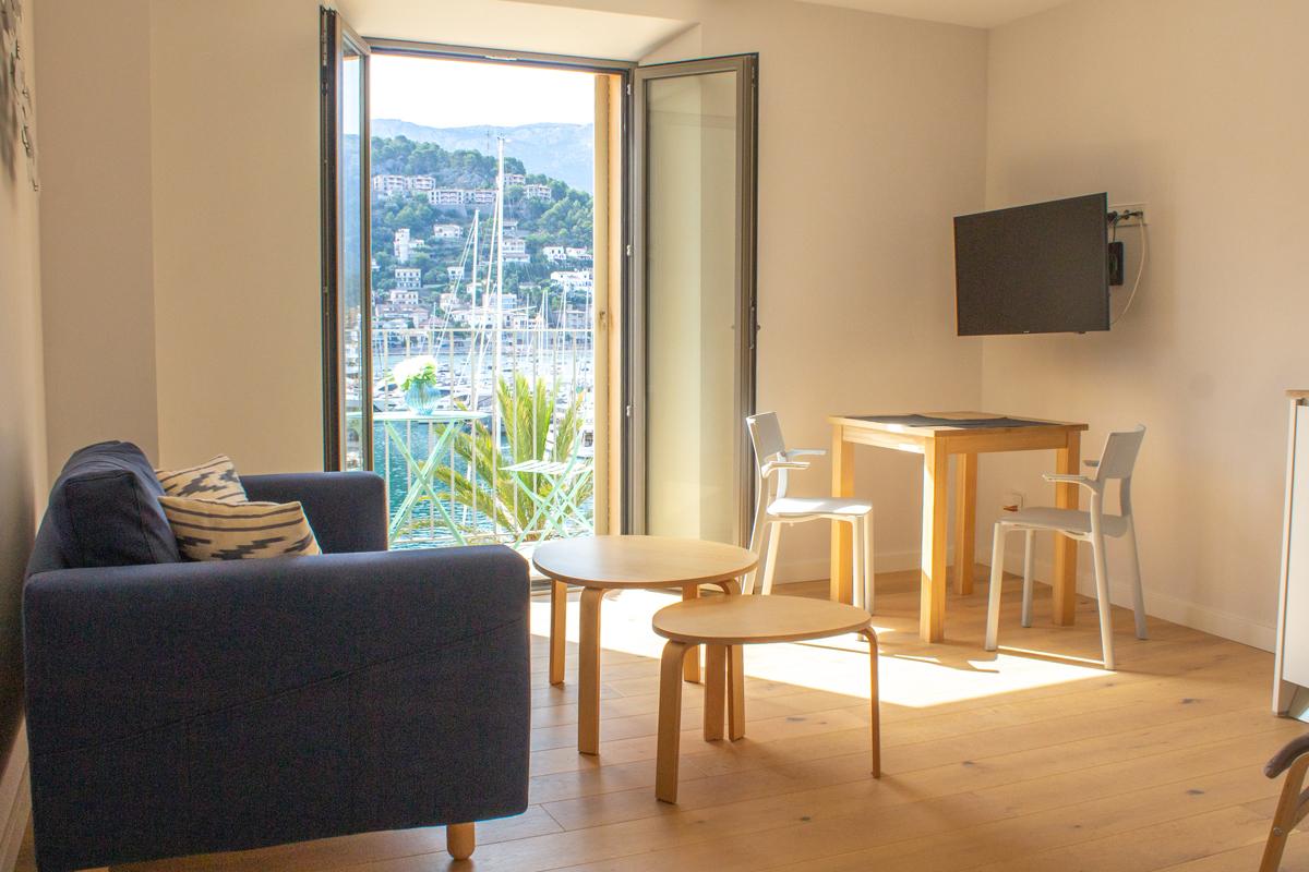 Immobilien Bilder von Blick und Sonne pur...