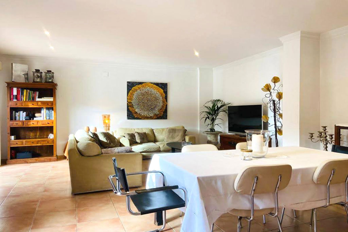 Images of Spacious ground floor apartment with large terrace... real estate property