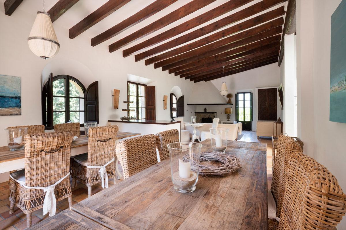 Imágenes de la propiedad inmobiliaria de Hermosa casa de campo...