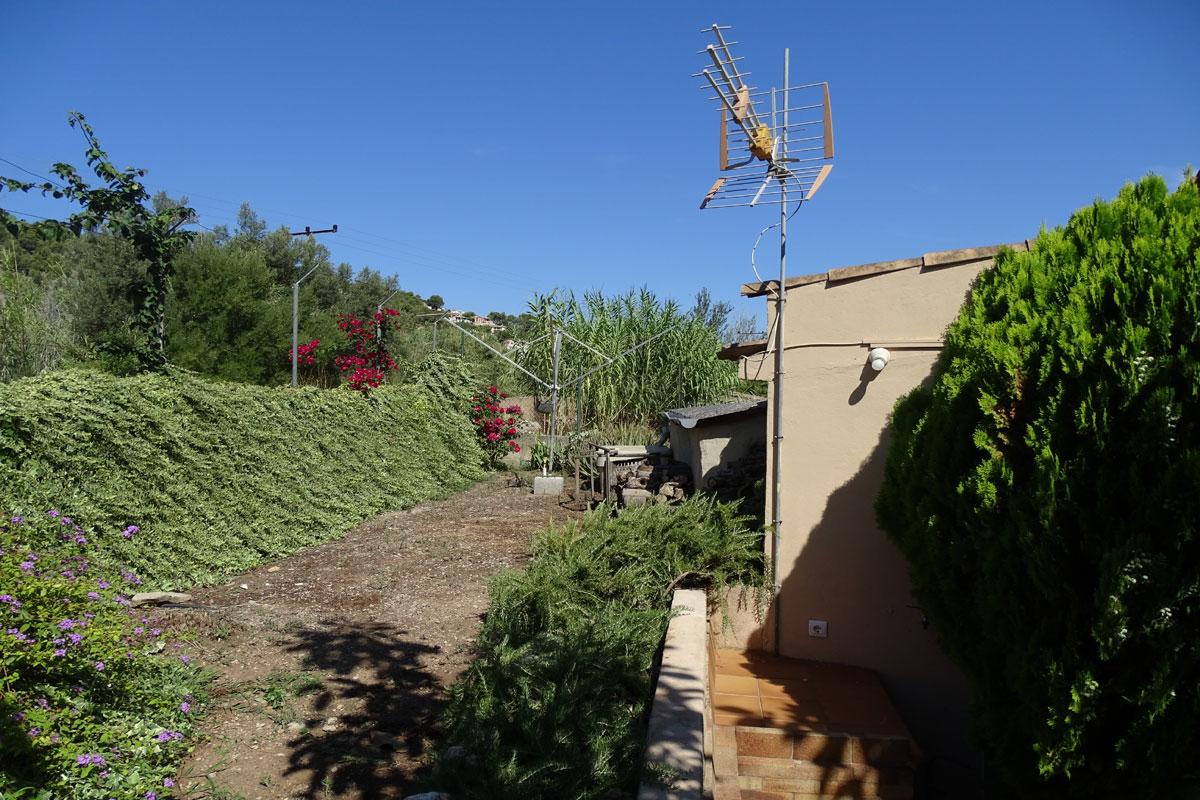 Immobilien Bilder von Casita mit Garten...
