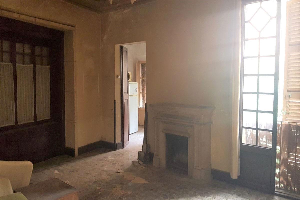 Imágenes de la propiedad inmobiliaria de Casa de pueblo a renovar...