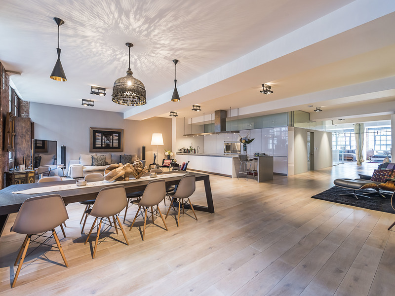 Loft-apartments to rent in London | London Property Search ...
