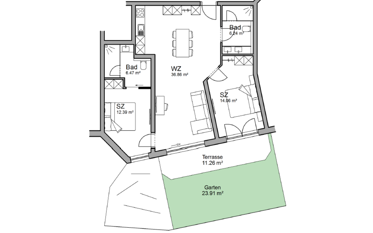 Resort Alpina 0101