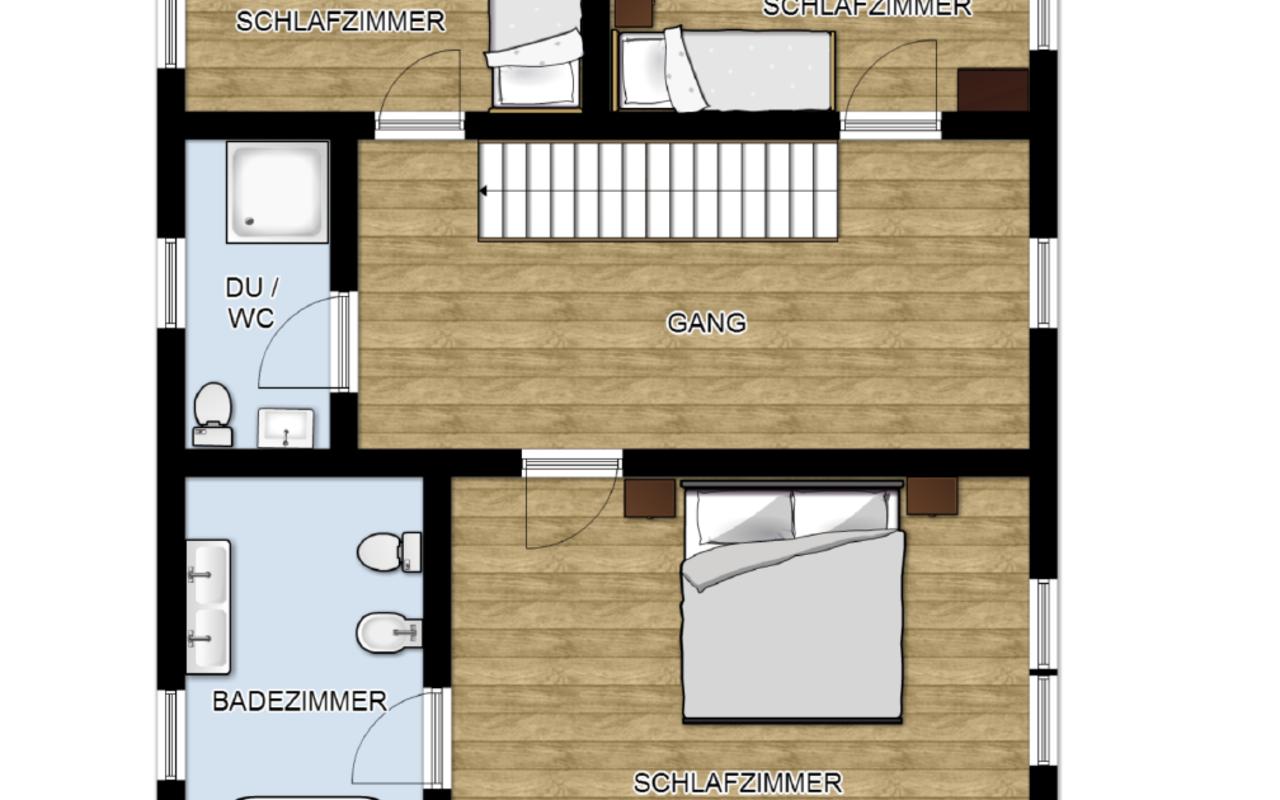 Chalet Acasa - 1st floor