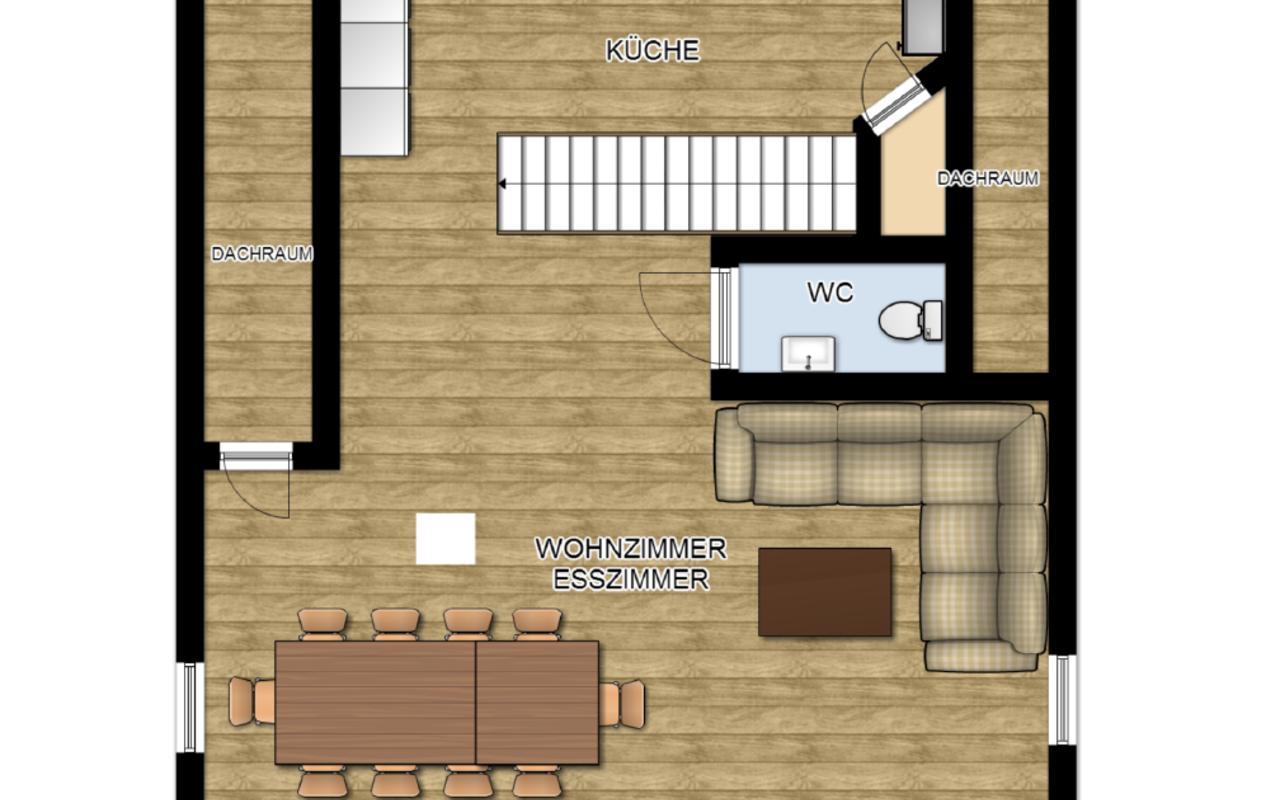Chalet Acasa - 2nd floor