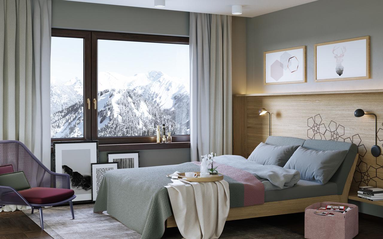 Alpenrose, Andermatt