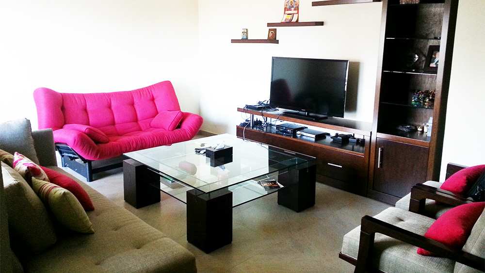Nice Apartment For Sale In The Heart Of Kousba Al Koura