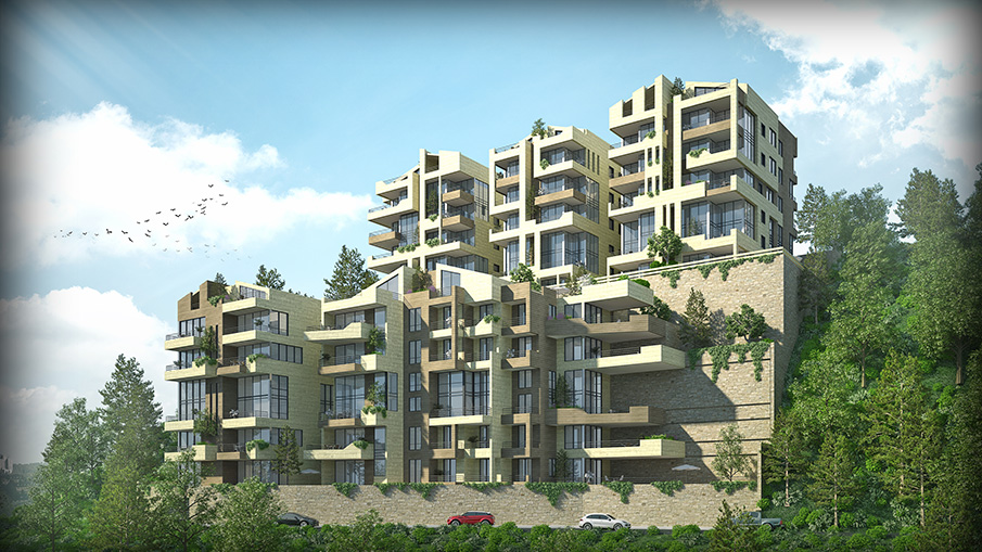 Under-Construction 125sqm Apartment With Mountain View In New Mar Takla