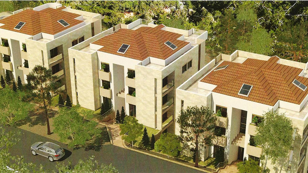 Under Construction Apartment For Sale In Jouret El Ballout Prime Location