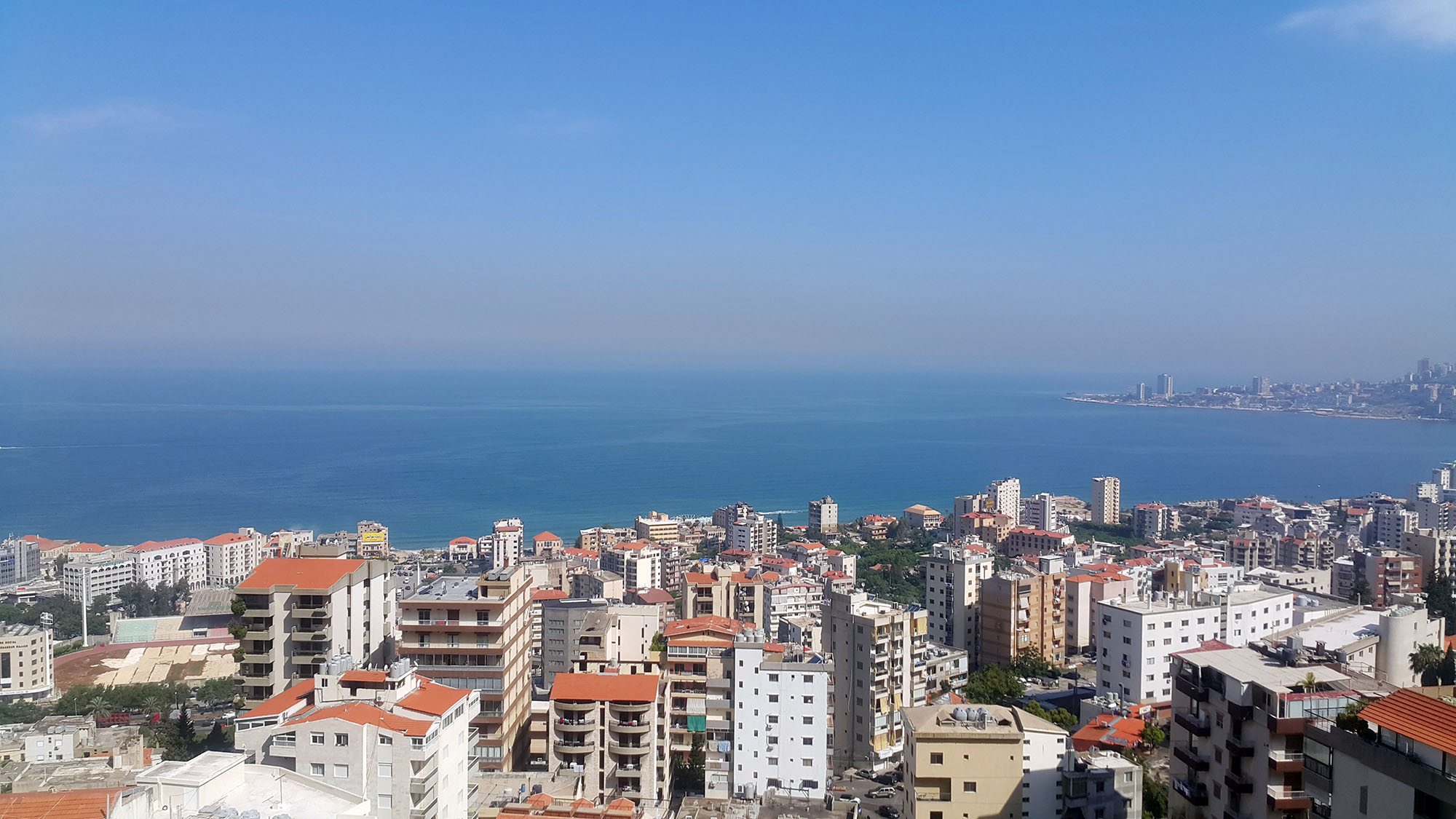 Apartment for sale at Haret Sakher with Unblockable Sea View.