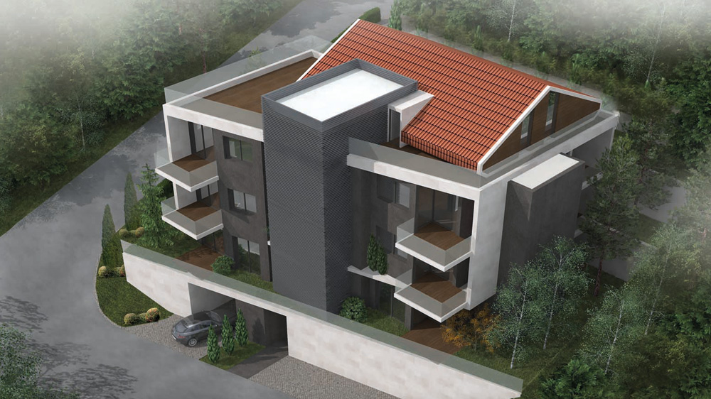Brand New Apartment For Sale in Batroun