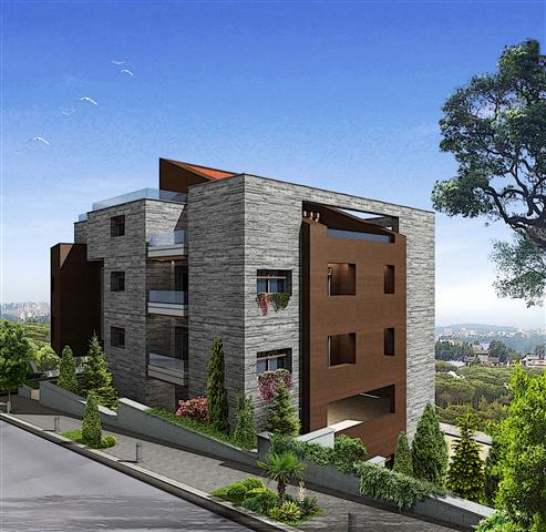 Brand new Apartment for sale with unblockable Sea View in Adma