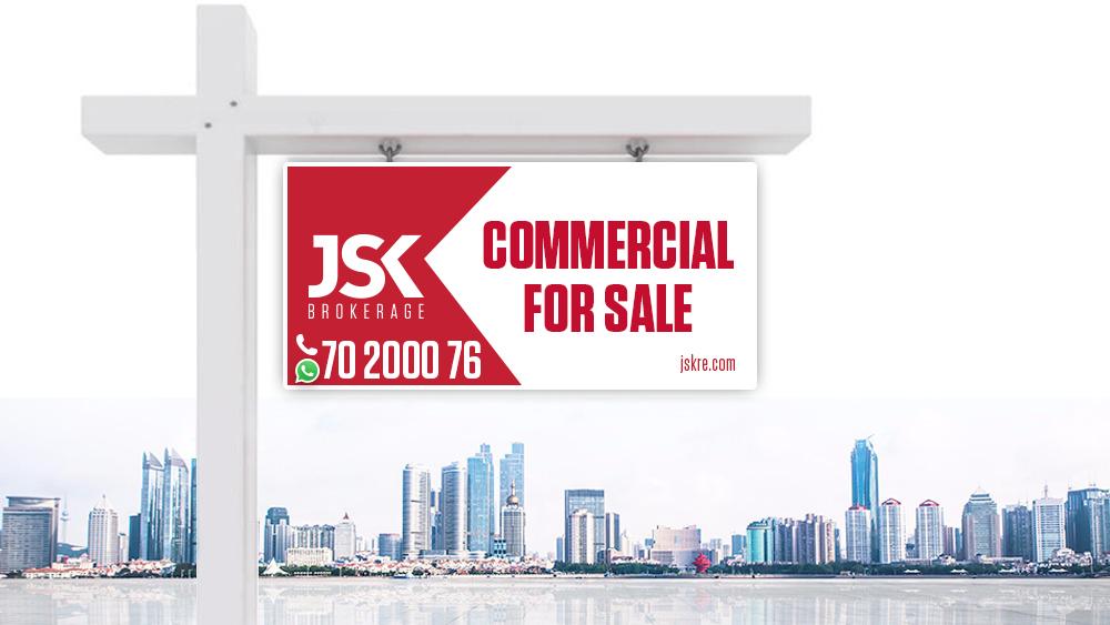 commercial sale