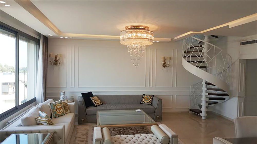 Luxurious Duplex For Sale in Jamhour With Sea View