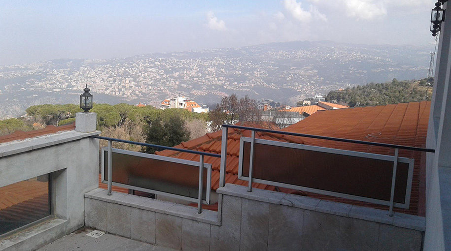 Private Building For Sale In Bikfaya Naas With 3 Duplexes