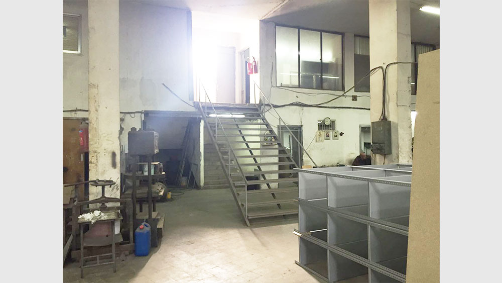 Industrial Grade 1 Warehouse Available For Sale In Dbayeh