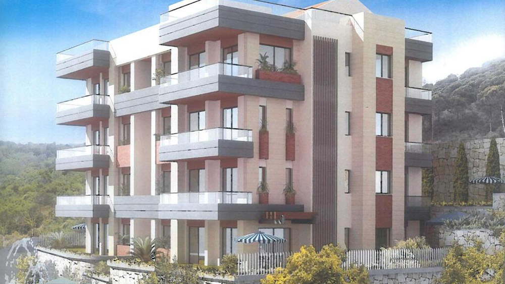 Brand New Apartment For Sale In Ghazir With Nice View
