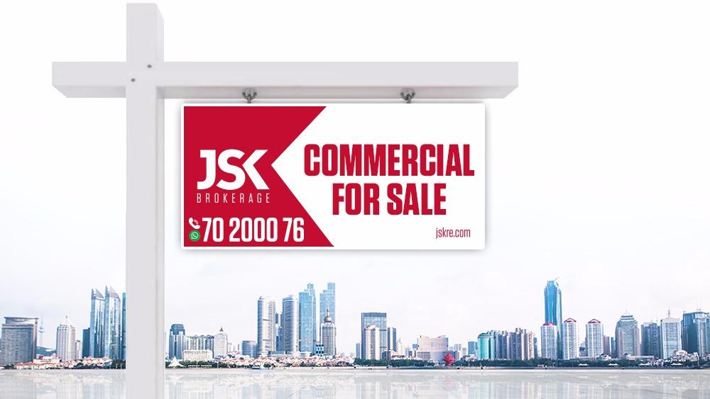 Shop For Sale On Kaslik Main Road