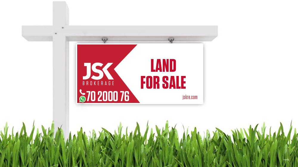 1000 sqm Land For Sale In Thoum - Batroun