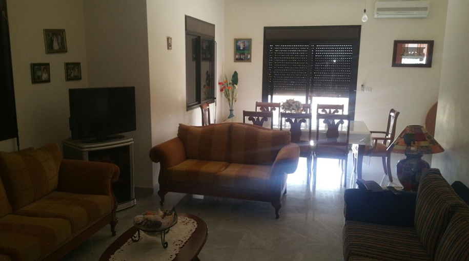 Nice Apartment For Sale in Zouk Mikael with Open View