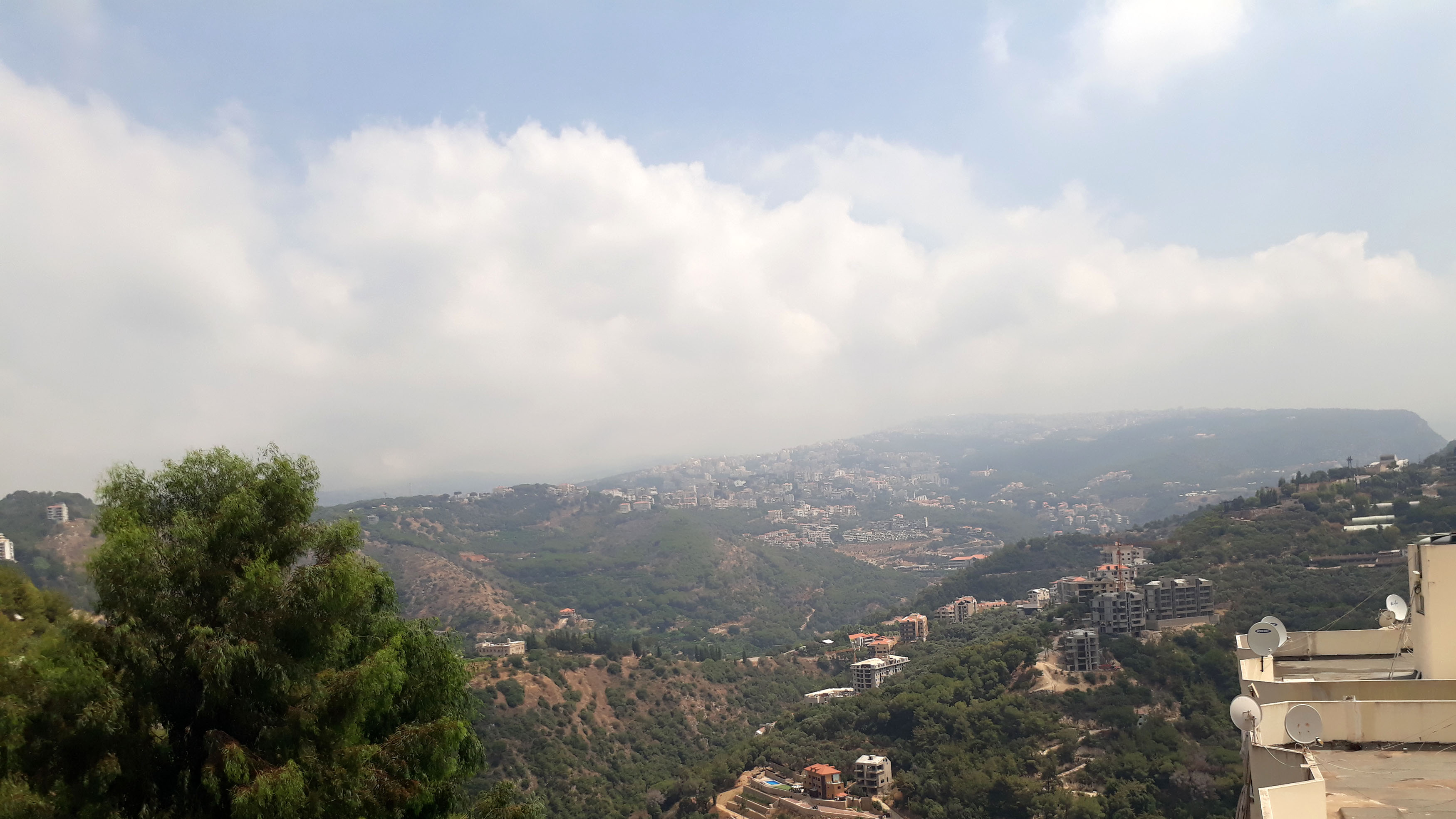 Apartment For Sale in Deir Tamich Metn with mountain view