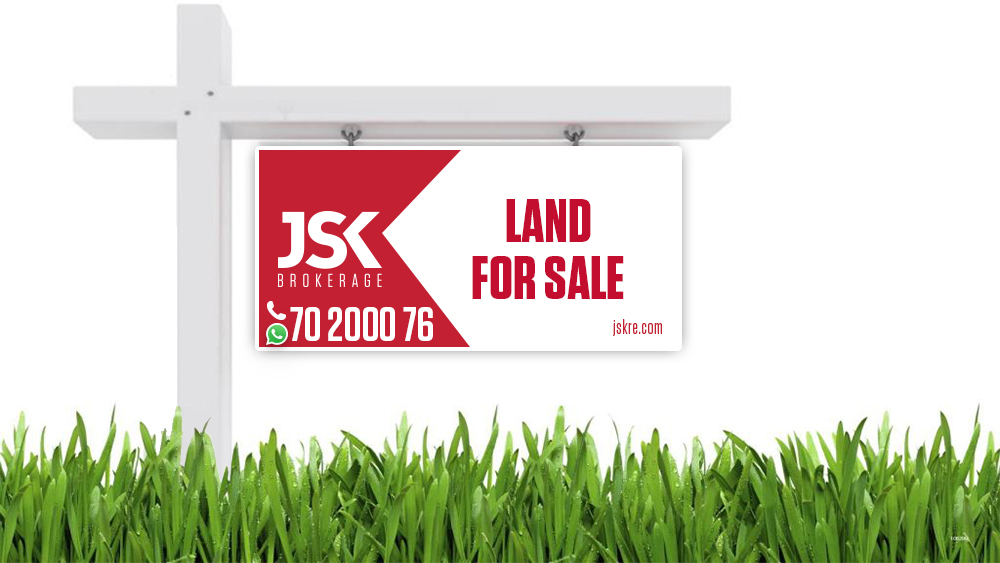 Land For Sale in Lehfed Jbeil in a Nice Location with Easy Access