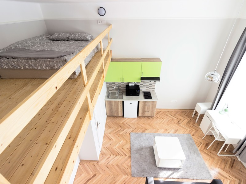 4 Room Apartment For Sale in Budapest VII. District
