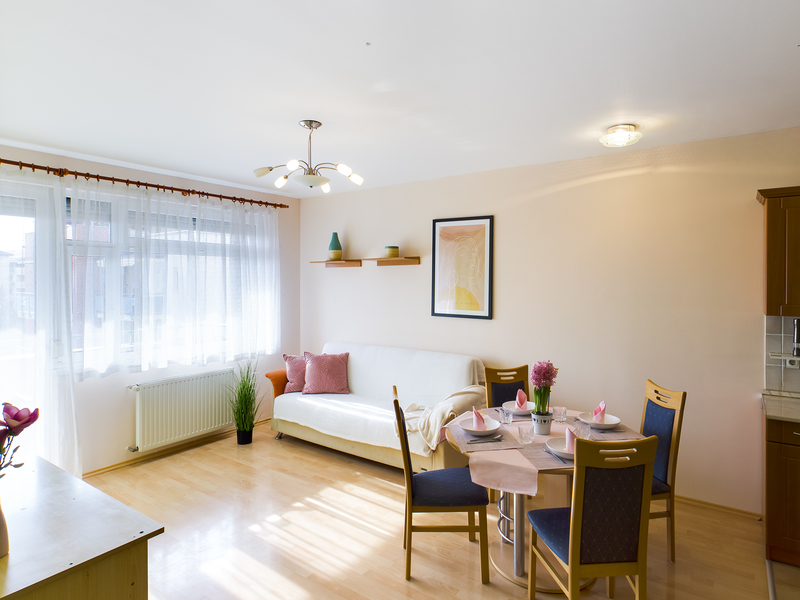 2 Room Apartment For Sale in Budapest IV. District