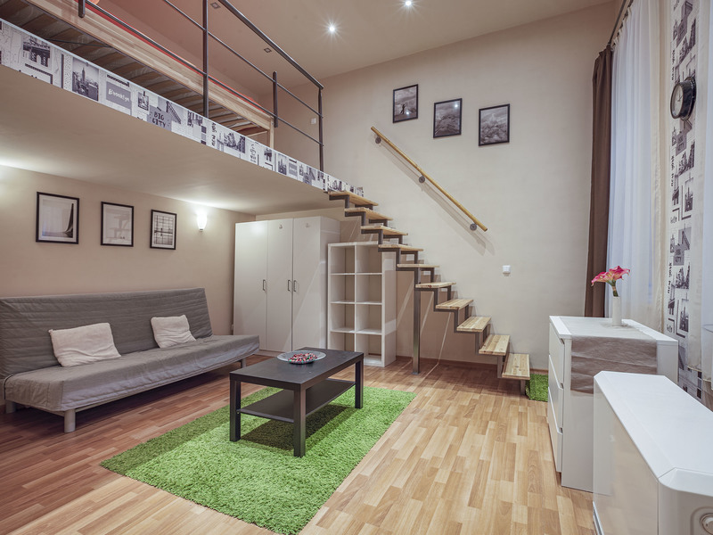 1 Room Apartment For Sale in Budapest VII. District