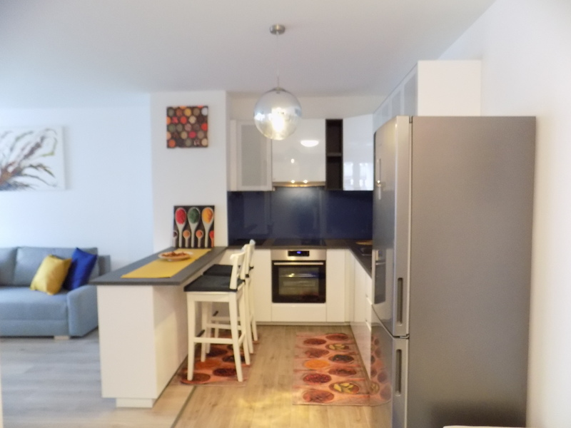 2 Room Apartment To Rent in Budapest XI. District