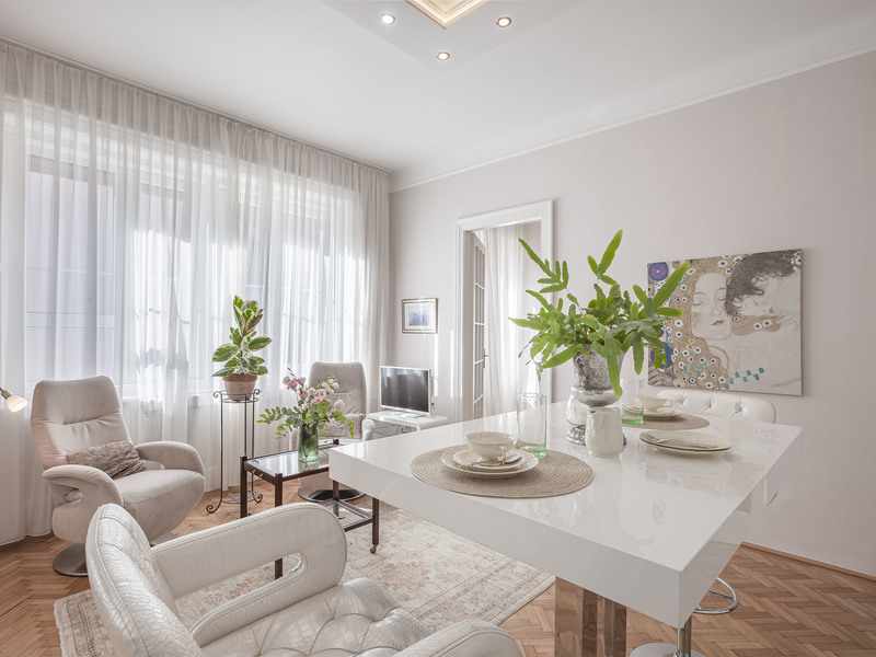 3 Rooms Apartment For Sale | Budapest | Hungary
