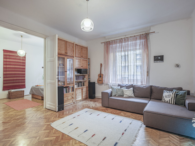 3.5 Room Apartment For Sale in Budapest XII. District