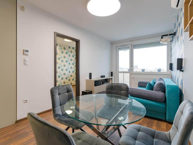 2 Room Apartment For Sale in Budapest XI. District