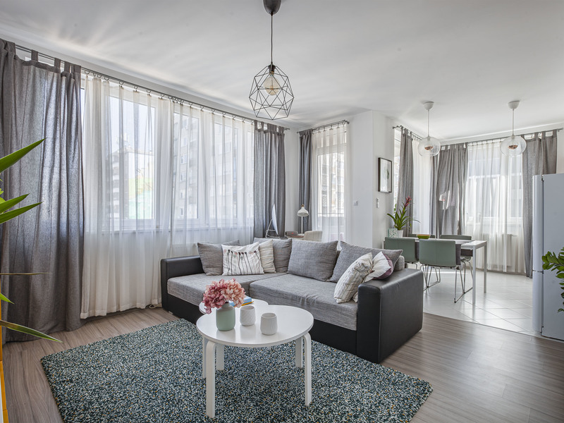 2 Room Apartment For Sale in Budapest VIII. District