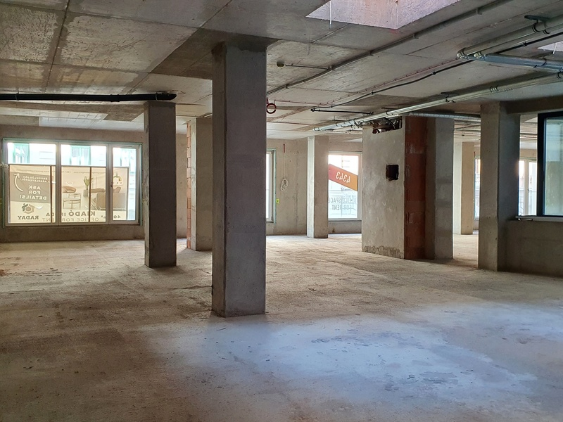 Office To Rent in Budapest IX. District