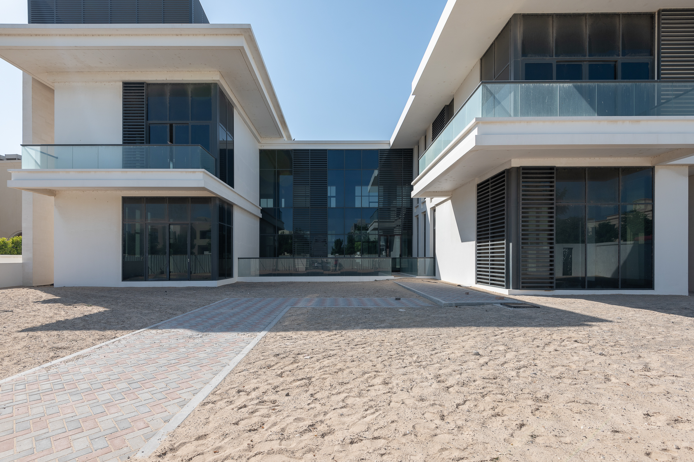 Luxury Shell & Core Modern Golf Course Mansion
