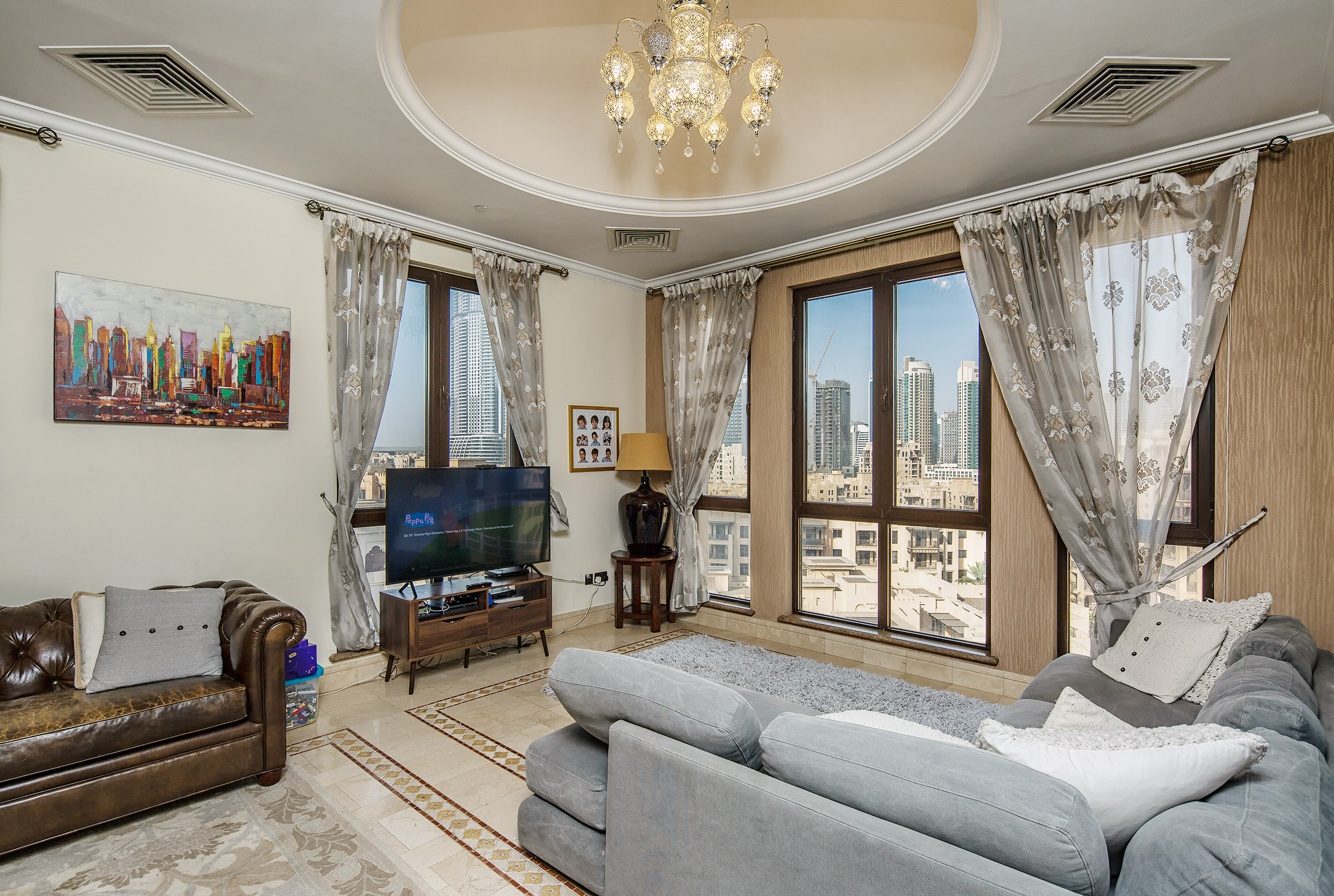 4 Bed Penthouse | Burj Khalifa View | VOT