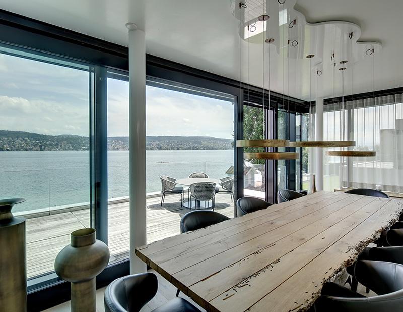 Miete: Wohntraum mit Seeanstoss für luxus- und wasserliebende Menschen