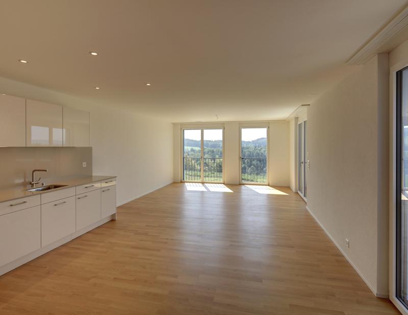 Miete: Wohnung mit Terrasse