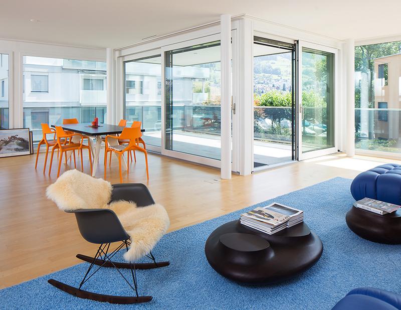 Miete: Modernes Wohnen in unmittelbarer Seenähe