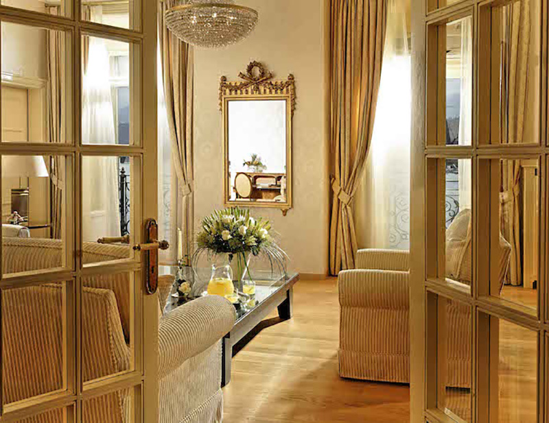 Miete: Hotelzimmer im 5-Sterne-Hotel